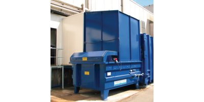 Model STP-CA/K/N/CL Series - Short Static Waste Compactors