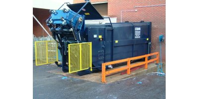 Model SKPCA/M.E - Wet Waste Compactors
