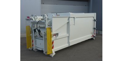 All-Rounders - Model MPC-A/K/N/L - Hook Loader Mobile Compactors