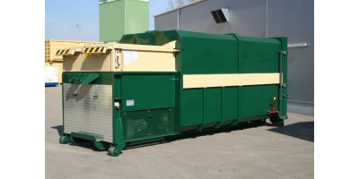 Model MSV - Portable Screw Compactor