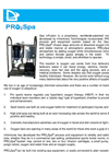 PRO2Spa® Supporting Documentation (PDF 50 KB)