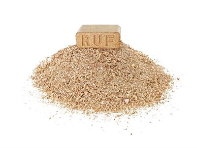 Briquetting of Wood Chips - Forestry & Wood