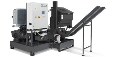 RUF - Briquetting Machines / Briquetting Press for Metallic Material