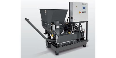 RUF - Briquetting Systems for Grinding Sludge/ Chips