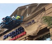 "New Bird Netting Means ""No Vacancy"" for Crows at Hotel - Case Study"