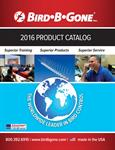 Bird B Gone Product Catalog