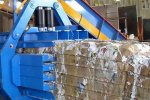 Heavy-duty balers for paper mills