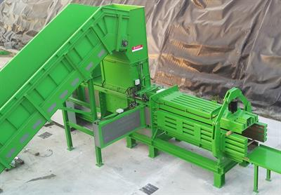 ANIS - Model ATS - ANIS Channel Baler 110x110D-5H