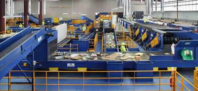 ANIS - Model TG - Sorting Plant for Recyclable
