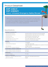 Hughes Safety - Models EXP-23G/V and EXP-23GS/V - Datasheet