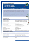 Hughes Safety - Models EXP-SD-18G/85G and EXP-SD-18GS/85G - Datasheet
