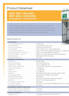 Hughes Safety - Models EXP-MH-14K/350 and EXP-MH-14KS/350 - Datasheet