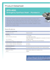 Hughes Safety - Model STD-85G - Datasheet