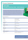 Hughes Safety - Model STD-68G - Datasheet