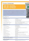 Hughes Safety - Models EXP-MH-14K/2000 and EXP-MH-14KS/2000 - Datasheet