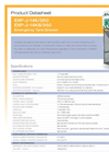 Hughes Safety - Models EXP-J-14K/350 and EXP-J-14KS/350 - Datasheet