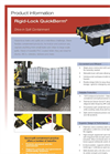 Hughes Safety - Rigid-Lock QuickBerm - All Models - Datasheet