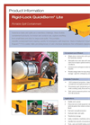 Hughes Safety - Rigid-Lock QuickBerm Lite - All Models - Brochure