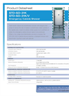 Hughes Safety - Models STD-SD-31K and STD-SD-31K/V - Datasheet