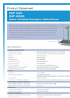 Hughes Safety - Models EXP-65G and EXP-65GS - Datasheet