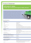 Hughes Safety - Model STD-MH-P-1200L - Datasheet