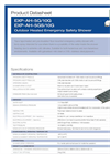 Hughes Safety - Models EXP-AH-5G/10G and EXP-AH-5GS/10G - Datasheet