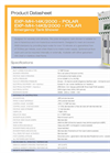 Hughes Safety - Models EXP-MH-14K-2000-POLAR and EXP-MH-14KS/2000 - POLAR - Datasheet