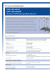 Hughes Safety - Models EXP-SD-65G and EXP-SD-65GS - Datasheet
