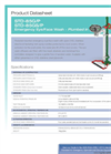 Hughes Safety - Models STD-85G/P and STD-85GS/P - Datasheet