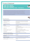 Hughes Safety - Models EXP-AH-45G/P and EXP-AH-45GS/P - Datasheet