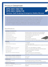Hughes Safety - Models STD-MH-15K/11K and STD-MH-15KS/11K - Datasheet