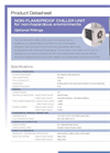 Hughes Safety - Non-Flameproof Chiller Unit - Datasheet