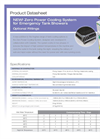 Zero Power Cooling System - Datasheet