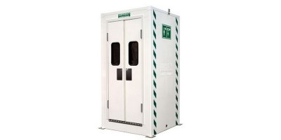 Hughes - Polar Shower Cubicle