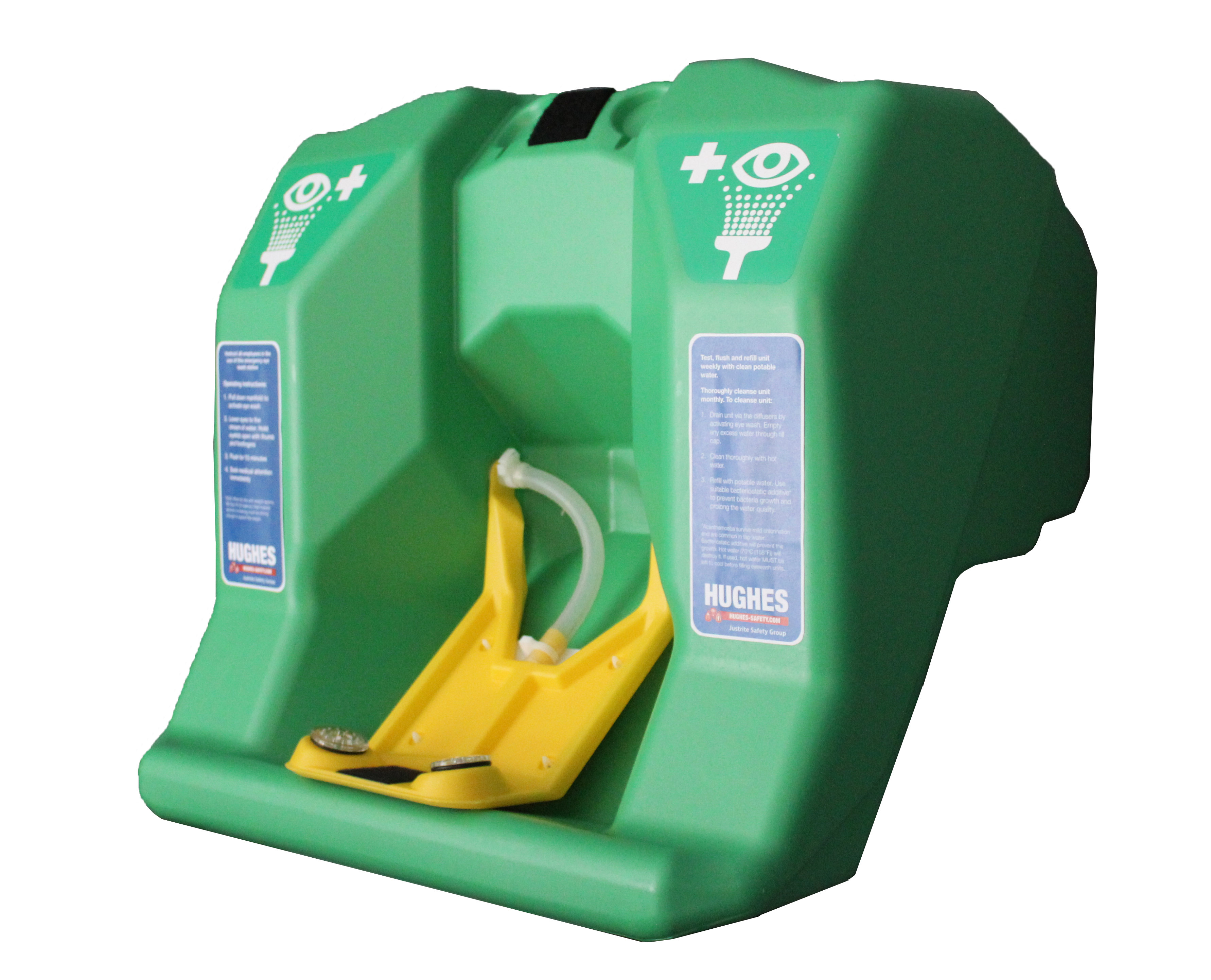 Portable Self-Contained Emergency Eye Wash Station-1