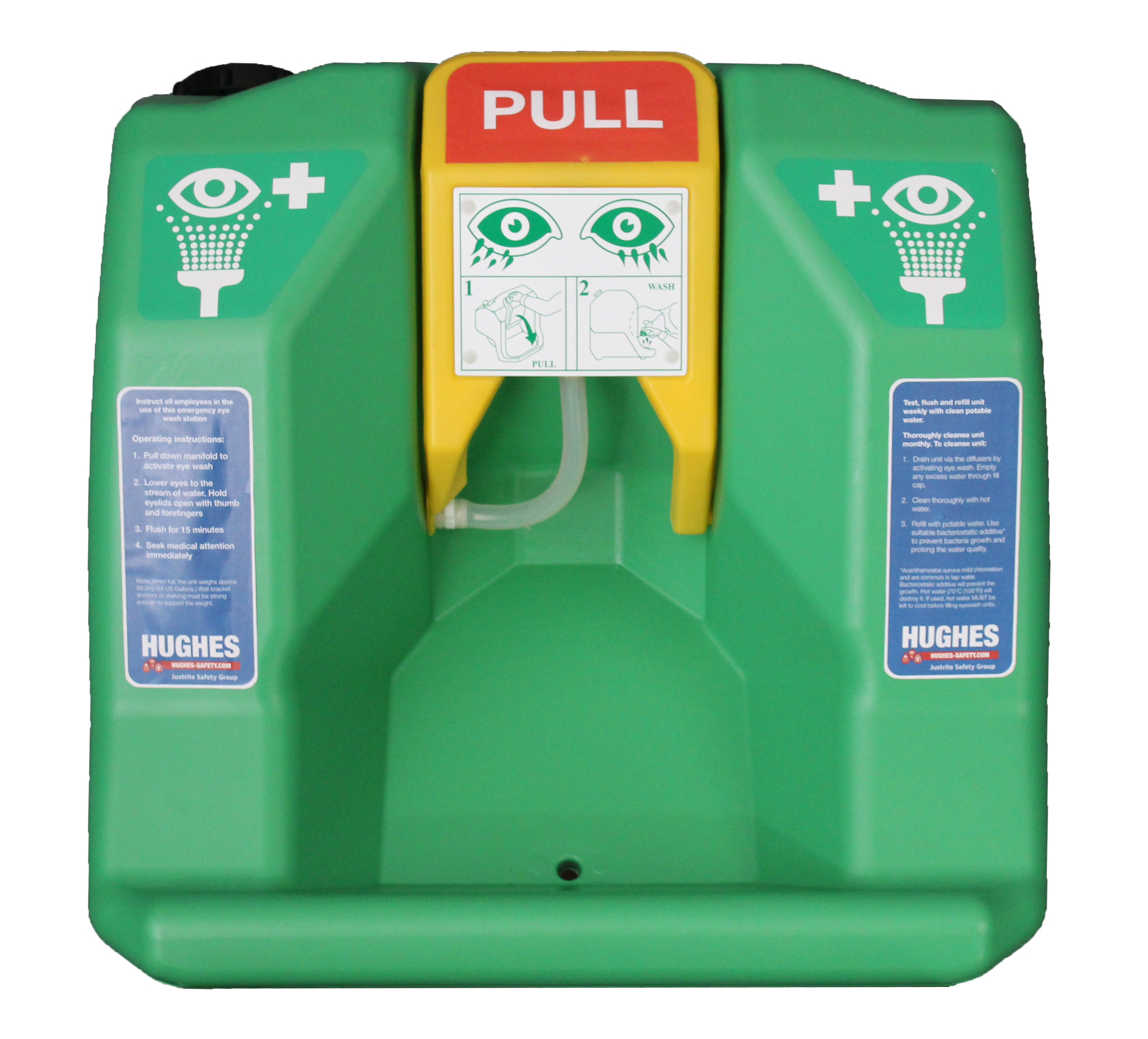 Portable Self-Contained Emergency Eye Wash Station-2