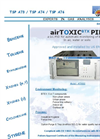airTOXICBTXPID - BTEX and 1,3 Butadiene Analyzer Brochure