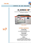 H2S Medor M51000 H2S Analyzer Brochure