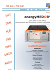 energyMEDOR M41022 Sulphur / Mercaptans / Odour Measurement Analyzer Brochure