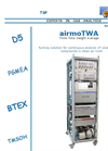 AirmoTWA - Analyzer - Brochure