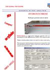 Chromatotec - Hydrogen Generator - Hydroxychrom - Brochure