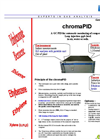 ChromaPID - BTEX Analyzer with PID Detector - Brochure