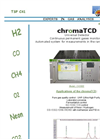 chromaTCD Ne / H2 / O2 / N2 / CO / CH4 / CO2 Analyzer - Brochure