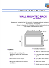 Chromatotec - Wall Mounted Rack Brochure