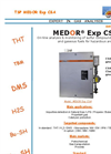 MEDOR Exp CSA On-Line Analysis & Monitoring of Sulfur Compounds - Brochure