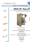MEDOR Exp ATEX On-Line Analysis & Monitoring of Sulfur Compounds - Brochure