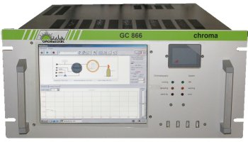 ChromaFID - Model C31022 - Volatil Organic Compounds (VOC) Analyzer