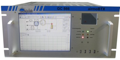 airmo - Model BTX 1000 - Gas Chromatograph