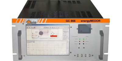 energyMEDOR - Sulphur / Mercaptans / Odour Measurement Analyzer