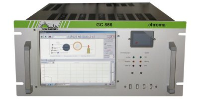 ChromaS - H2S / COS / CS2 / SO2 / RSH Sulphur Compounds Analyzer